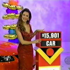 He picks the Ford Mustang and he is correct! The price is $18,345.