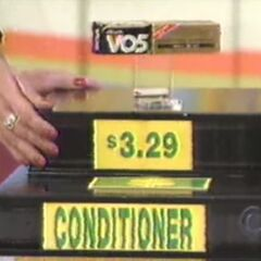 The price of the conditioner.
