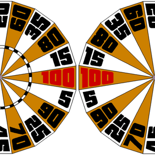 The Big Wheel pattern 1975-1978.
