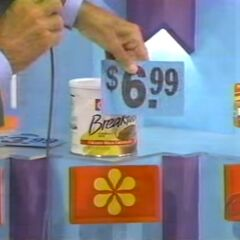 The Carnation Instant Breakfast drink mix is $6.99.