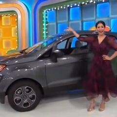 It's the Ford Ecosport!