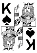 Tpir-king-spades