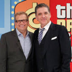 Drew and his good buddy Craig Ferguson traded places for April Fools Day 2014 (#6682K), Craig took over the hosting reigns of