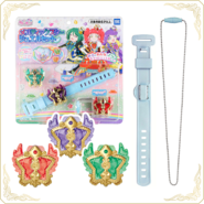 Jewelset melticstar
