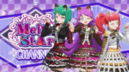 Punk Cat Red, White Yellow, and Pink Coord Intro