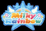 Milky Rainbow Logo