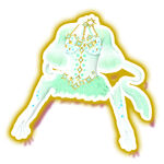 Shiny Star Emerald Coord