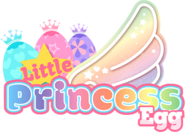 Little Princess Egg Logo
