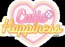 Cutie Happiness Logo