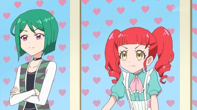 Pansy Girl Mint Coord Prichan Wiki Fandom Powered By Wikia