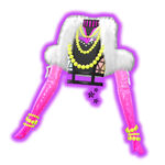 Sparkling Pink Fever Coord