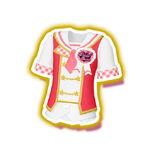 Pri☆Chan Uniform Red Coord