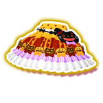 Halloween Magical Pumpkin Akazukin Coord
