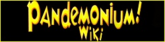 Pandemonium wordmark