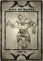 King of Wands - Iblis