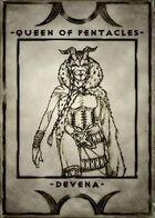 Queen of Pentacles - Devena