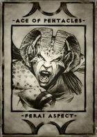 Ace of Pentacles - Ferail Aspect
