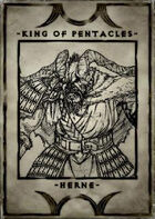 King of Pentacles - Herne