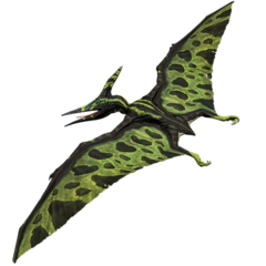 Green Twin-Spire.