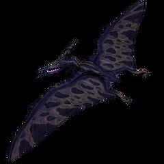Purple Twin-Spire.