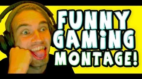 FUNNY GAMING MONTAGE