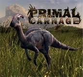 Primal Carnage Parasaurolophus 1