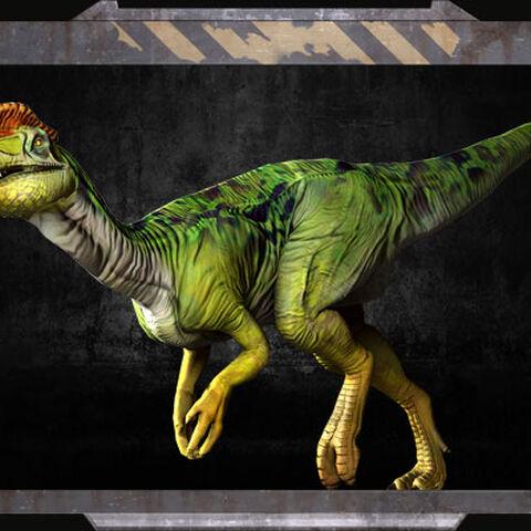 dilophosaurus primal carnage - photo #5