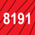 8,191