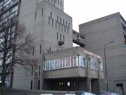 Trellick tower entranceP1039518-1-