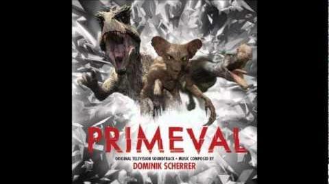 Rex - Primeval (Original Television Soundtrack)