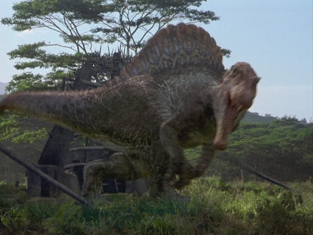 Spinosaurus | Primeval Fanon Wiki | FANDOM powered by Wikia