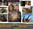 Primeval:New World:Series 5 (Reboot)