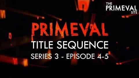 Primeval Title Sequence - Series 3 - Episode 4-5 (2009)