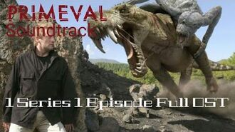 Primeval - 1 Series 1 Episode Full OST (Primeval Soundtrack)-0