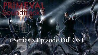 Primeval - 1 Series 2 Episode Full OST (Primeval Soundtrack)