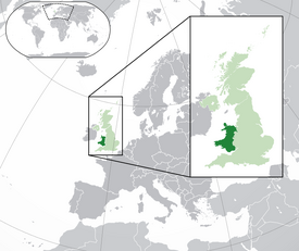 Map-Wales