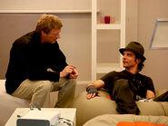 2x1BehindtheScenes-DouglasHenshall&Andrew-LeePotts
