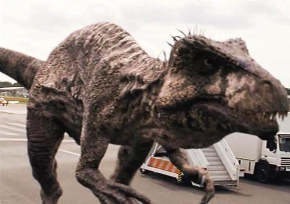 3.4 Giganotosaurus