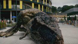 5x5 TyrannosaurusGettingUp