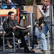 Critictoo series - Primeval On the set (12)
