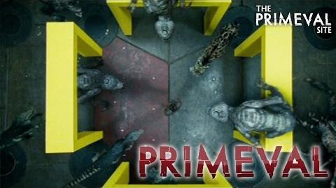 Primeval Series 2 - Episode 7 - Stephen Hart's Death (2008)