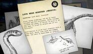 Loch Nees Monster