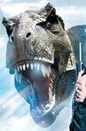 Extinction Event Tyrannosaurus
