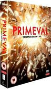 Primeval Series 1 & 2 DVD PAL