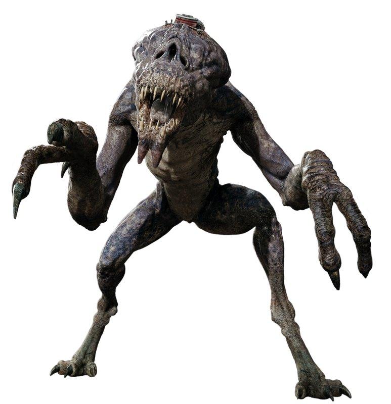 Primeval Creatures Toys