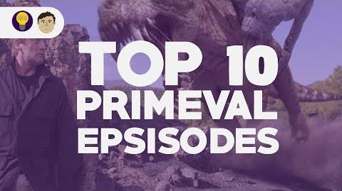 Top 10 Primeval Episodes
