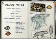 Smilodon factfile