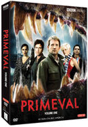 Primeval Vol 1 Region 1 DVD