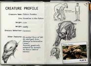 Future predator factfile