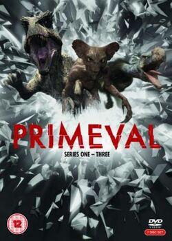 Primeval Series 1-3